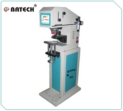pad printing, pad printing machine, single color pad printing
